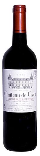 Château de Crain Bordeaux supérieur